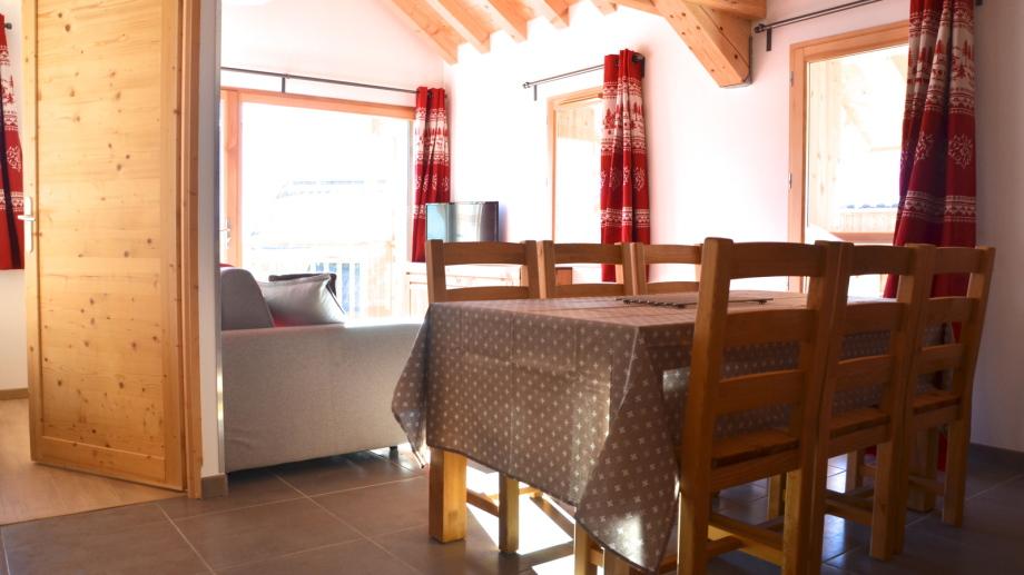 Location chalet appartement ski montagne Sybelles Saint Jean d'Arves